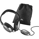 High Sierra Noise Cancellation Headphones