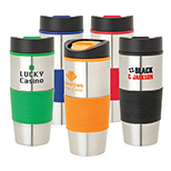 16 oz. Slider Travel Mug
