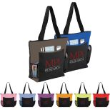 Landview Zippered Meeting Tote