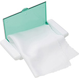 Microfiber Cloth With Case