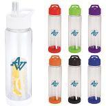 25 oz Sports Infuser Water Bottle