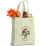 Recycled Cotton Shopping Tote