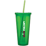 20 oz Wet the Whistle Tumbler