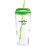 24 oz Sipper Tumbler