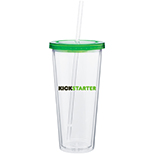 20 oz Lots of Lids Tumbler