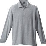 Men's Donner Long Sleeve Polo