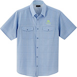 Men's Sanchi Short Sleeve Shirt  by Trimark