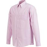 Men's Garnet Long Sleeve Shirt by Trimark