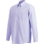 Men's Hayden Long Sleeve Shirt by Trimark
