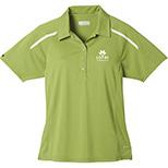 Women's Nyos Short Sleeve Polo