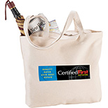Cotton Couture Shopping Tote