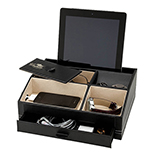 Multi Compartment Desk Manager