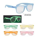 Glamorous Glowing Glasses