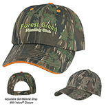 Company Camouflage Cap