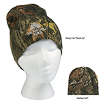 Concrete Jungle Camouflage Beanie