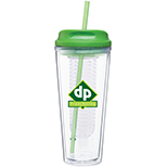 20 oz Sipper with Infuser