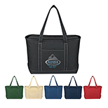 Commander's Colorful Tote