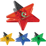 Super Star Magnetic Memo Clip