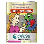 First Aid Fun Activity Booklet