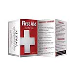 First Response First Aid Informational Pamphlet