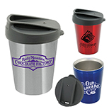 Compact Stainless Steel Mug