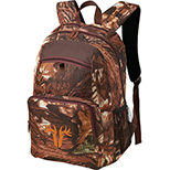 Outdoors Camouflage Day Pack