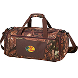 Corporate Camo Duffel
