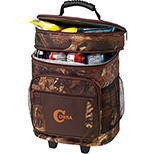Rolling And Rocking Camo Cooler