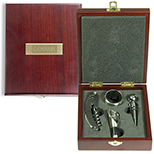 Rosewood Retreater's Wine Tool Kit