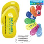 Beach Sandals Luggage Tag