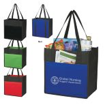 Laminated/Non-Woven Combo Shopping Tote