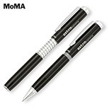 MoMA Black Spring Pen