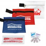 Zip Portable First Aid Kit