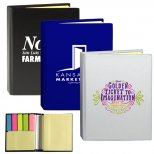 Adhesive Notes & Flags Book