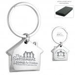 No Place Like Home Keytag