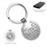 Unisphere Keychain