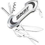 Oval 9 Function Pocket Knife