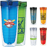 Hot and Cold Tornado Tumbler