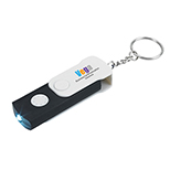 Key Chain Light and Stylus