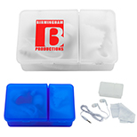 Ear Bud and Microfiber Cloth Kit