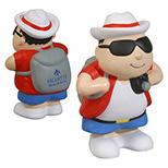 Tourist Stress Toy