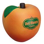 Peach Stress Toy