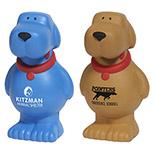 Cartoon Dog Stress Toy
