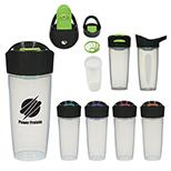 24 Oz. Protein Shaker