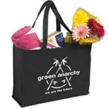 West Coast Non-Woven Shopper Tote