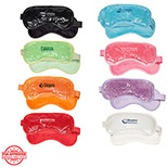 Plush Gel Bead Eye Mask