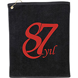 Cotton Terry Golf Towel - Small