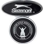Slazenger Ball Marker Hat Clip