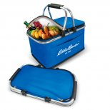 Insulated Zip Picnic Basket