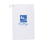 Surplus Golf Towel - White